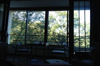 ハイアットリージェンシー箱根の朝