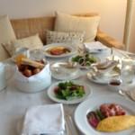 ザ・ブセナテラスの朝食