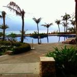 沖縄のプール 屋内(インドアプール)でラグジュアリー気分なホテル