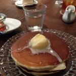 シクスバイ オリエンタルホテルのパンケーキ