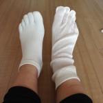 冷え性 靴下4枚以上を寝る時も履く理由