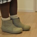 冷えとりファッション 靴を秋冬用に買って準備!
