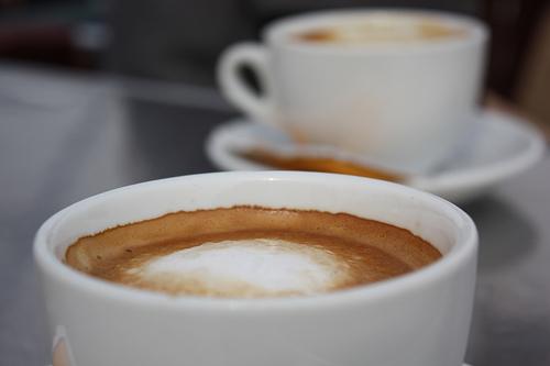 カフェインの副作用、動悸