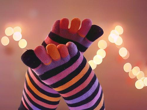 冷え性 靴下