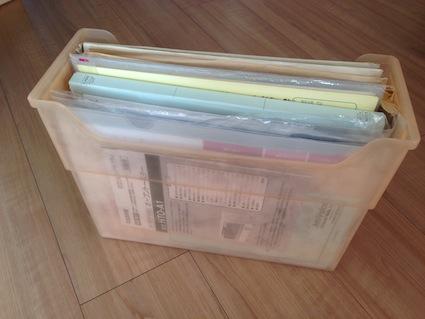 断捨離 書類整理