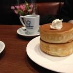 星乃珈琲 パンケーキの値段に驚いた!