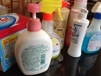 界面活性剤 不使用 洗剤