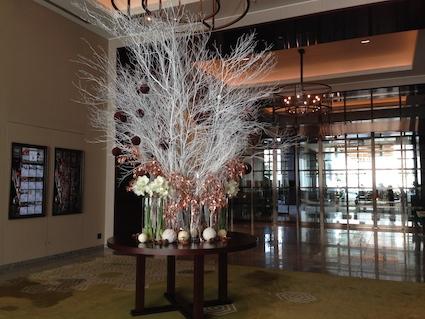パレスホテル東京のアフタヌーンティー