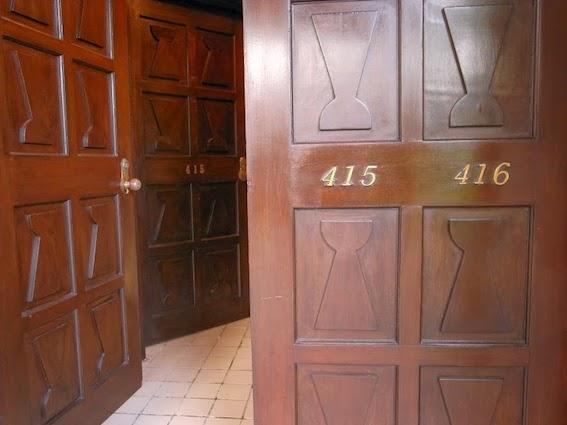 オーシャンフロントのお部屋