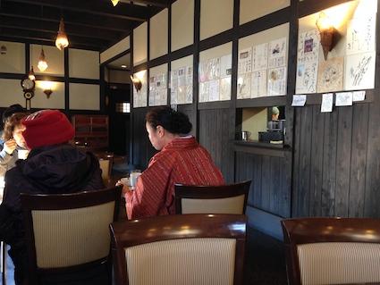 岐阜カフェ