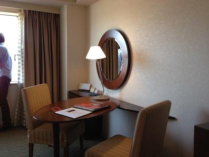 岐阜都ホテルのお部屋