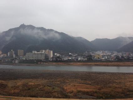 岐阜都ホテル 金華山
