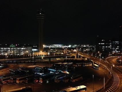 羽田空港の近くのホテル