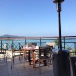 ザ・ブセナテラス 朝食ビュッフェは海を見ながら優雅な時間