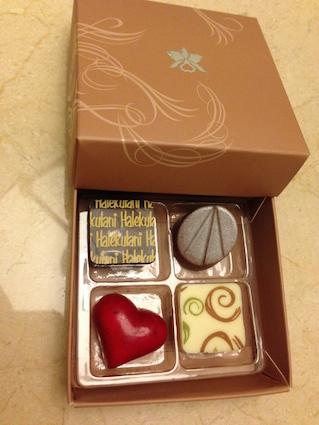 かわいいチョコレート
