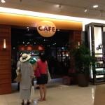 アラモアナショッピングセンター レストラン「マーケットプレイス・カフェ」へ行ってきました