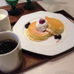 仙台 小鳥のリコッタチーズのパンケーキを食べてきました