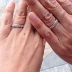 ハワイアンジュエリー ハワイのフィリップ・リカードで指輪をオーダーしました
