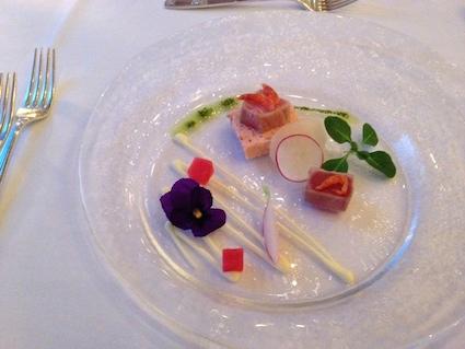 ザ・プリンス箱根のレストラン