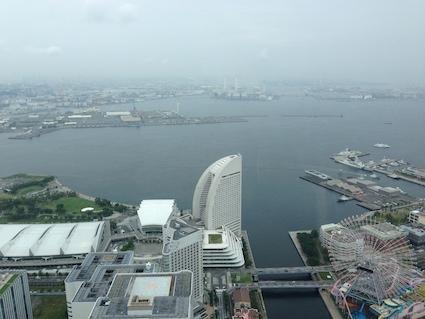ロイヤルパークホテル横浜
